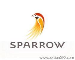 طراحی لوگو با مضمون پرندگان | PersianGFX - پرشین جی اف ایکسدر ادامه نمونه های زیبا از استفاده از پرندگان را در طراحی لوگو مشاهده می کنید.