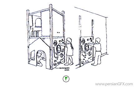1282801794 3 رنگ و فرم در طراحی معماری بیمارستان کودکان