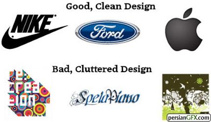 12 قانون اصولی که باید هنگام طراحی لوگو رعایت کرد | PersianGFX ...هر چه لوگو ساده تر باشد راحت تر قابل تشخیص است. برای مثال، لوگوی Nike یکی از ساده ترین لوگوهای دنیا است که در عین حال به راحتی قابل تشخیص و شناسایی ...
