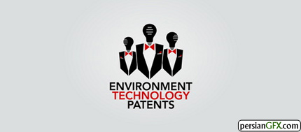 30 طراحی لوگوی مردانه جالب | PersianGFX - پرشین جی اف ایکساین لوگو برای یک کمپانی مرتبط با مد فضای تکنولوژیکی تخصصی، طراحی شده است