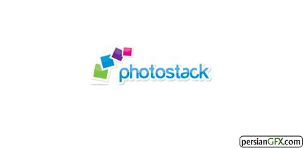 30 نمونه طراحی لوگو با تکرار طرح گرافیکی | PersianGFX - پرشین جی ...طراح: elitivia لوگوی کامل و مناسب برای صنعت عکاسی