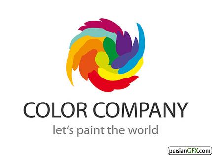 یک راهنما برای روانشناسی رنگ در طراحی لوگو   PersianGFX - پرشین جی ...یک راهنما برای روانشناسی رنگ در طراحی لوگو