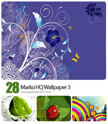 تصاویر پس زمینه طبیعت زیبا شماره سه - Marko HQ Wallpaper 03