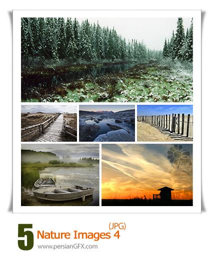 مجموعه تصاویر طبیعت شماره چهار - Nature Images 04
