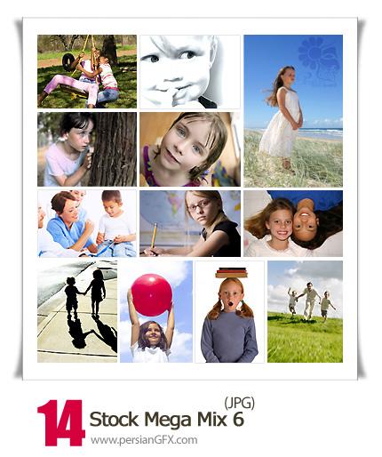 مجموعه تصاویر زیبای شماره شش - Stock Mega Mix 06