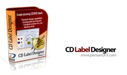 ساخت لیبل سی دی توسط CD Label Designer 3.6.2.392