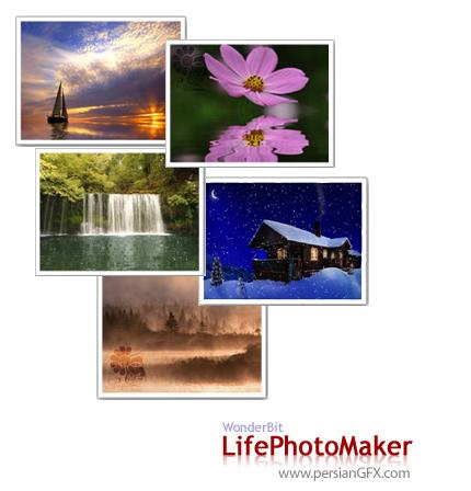 ساخت تصاویر متحرک با WonderBit Life Photo Maker Pro 1.50