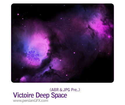 پک براش نور های جذاب  - Victoire Deep Space Brushes