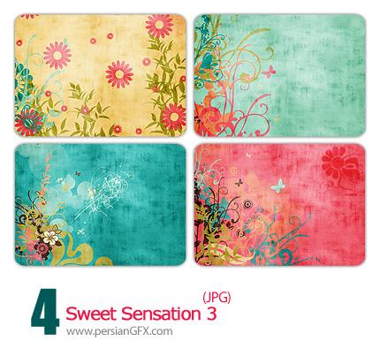 مجموعه پترن های زیبا - Sweet Sensation 03