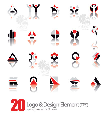 مجموعه طرح ها آماده لوگو شركت ها - Logo and Design Elements ...مجموعه طرح ها آماده لوگو شركت ها - Logo and Design Elements