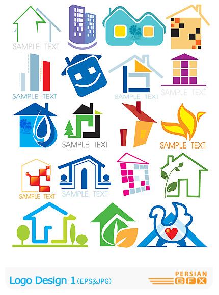 دانلود لوگو وکتور طراحی ساختمان شماره یک - Logo Design 01 ...دانلود لوگو وکتور طراحی ساختمان شماره یک - Logo Design 01
