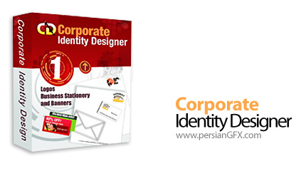 بسته نرم افزاری قدرتمند Corporate Identity Designer 4.0