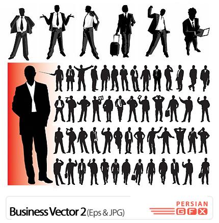 دانلود وکتور تجاری - Business Vector 02