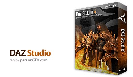 دانلود نرم افزار ساخت انیمیشن 3 بعدی - DAZ Studio v4.10.0.123 x86/x64