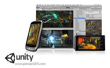 دانلود UNITY PRO 5.4.2 f1 WIN64 - نرم افزار ساخت بازی