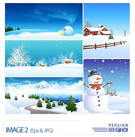 دانلود تصاویر زمستانی - IMAGE 2