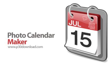 دانلود نرم افزار طراحی تقویم های زیبا - Photo Calendar Maker 2.35