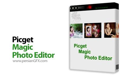 دانلود نرم افزار ویرایش عکس - Magic Photo Editor 6.1