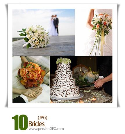 دانلود تصاویر عروسی و عروس و داماد - Wedding Brides