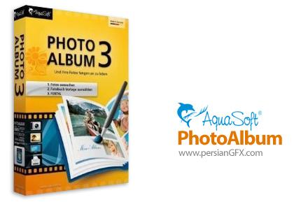 دانلود نرم افزار ایجاد آلبوم های دیجیتالی جذاب - AquaSoft PhotoAlbum 3.0.05