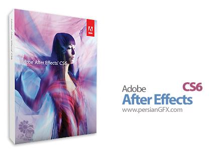 دانلود افتر افکت، نرم افزار ساخت جلوه های ویژه سینمایی - Adobe After Effects CS6 11.0.0.378 x64
