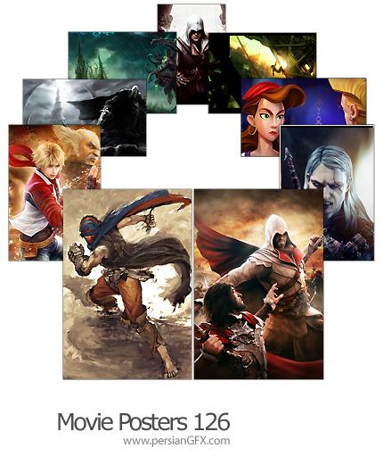 18 پوستر فیلم شماره صد و بیست و شش - Movie Posters 126