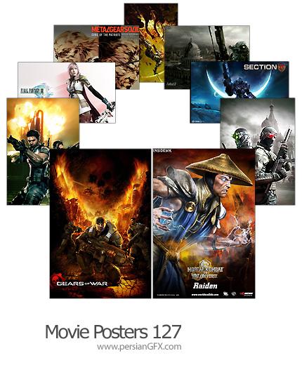 18 پوستر فیلم شماره صد و بیست و هفت - Movie Posters 127