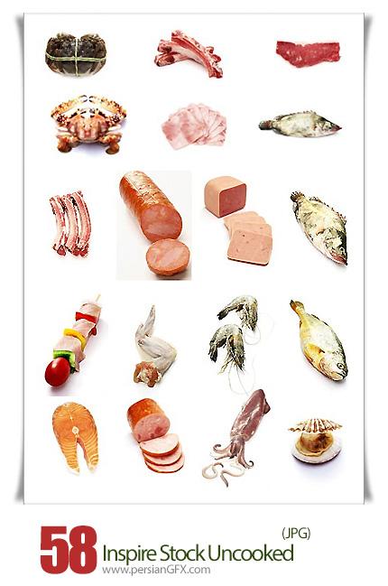 دانلود تصاویر با کیفیت مواد غذایی خام و نپخته - Inspire Stock ISPC050 Uncooked
