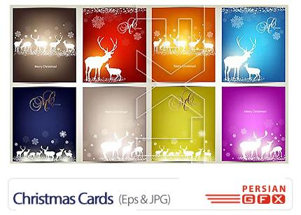 دانلود کارت کریسمس - Christmas Cards