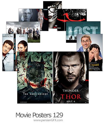 18 پوستر فیلم شماره صد و بیست و نه - Movie Posters 129