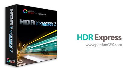 دانلود نرم افزار ساخت تصاویر HDR - HDR Express 2.1.0 Build 10028 x86/x64