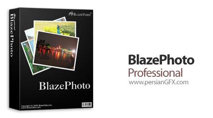 دانلود نرم افزار مدیریت و ویرایش حرفه ای تصاویر - BlazePhoto Professional 2.6.0.0