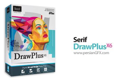 دانلود نرم افزار طراحی گرافیکی - Serif DrawPlus X6 v13.0.0.19