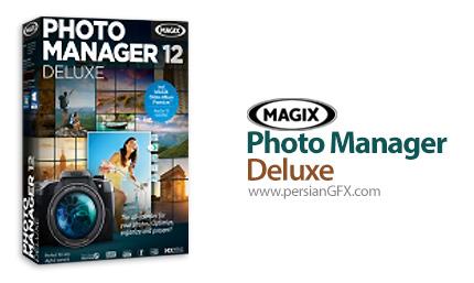 دانلود نرم افزار مدیریت و سازماندهی عکس های دیجیتال - MAGIX Photo Manager 12 Deluxe 10.0.1.286