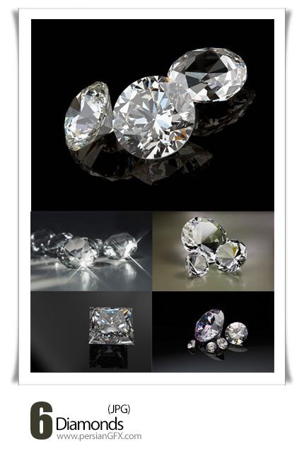 دانلود تصاویر با کیفیت الماس - Diamonds