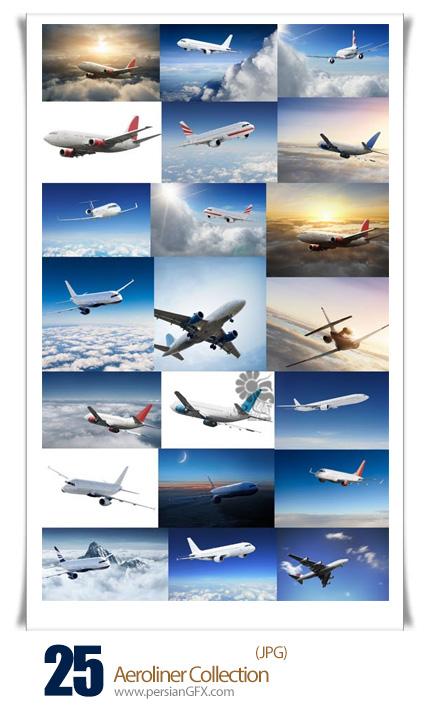 دانلود تصاویر با کیفیت هواپیما - Aeroliner Collection