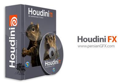 دانلود نرم افزار طراحی و مدلسازی 3 بعدی - Houdini FX v16.5.268 x64
