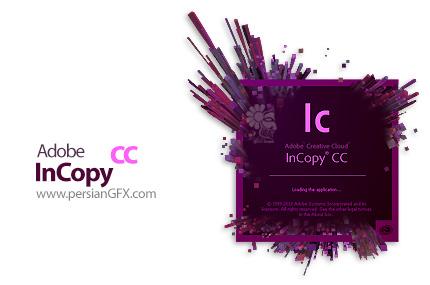 دانلود نرم افزار ادوبی این کپی سی سی - Adobe InCopy CC 2014 10.0.0.70