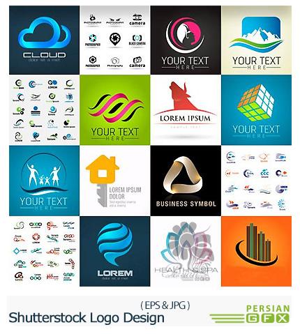 دانلود تصاویر وکتور آرم و لوگوی فانتزی از شاتر استوک ...دانلود تصاویر وکتور آرم و لوگوی فانتزی از شاتر استوک - Shutterstock Logo Design