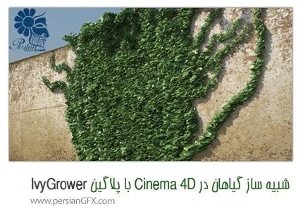 دانلود پلاگین IvyGrower برای Cinema4D
