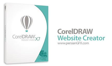 دانلود نرم افزار طراحی وب سایت کورل - Corel Website Creator X7 13.50.0100.5566