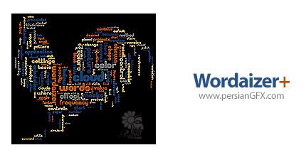 دانلود نرم افزار ساخت اشکال گرافیکی از انبوه کلمات - Wordaizer+ v5.0 Build 140