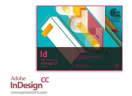 دانلود نرم افزار ادوبی ایندیزاین سی سی - Adobe InDesign CC 2015 v11.4 x86/x64