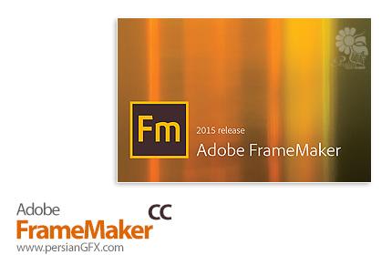 دانلود نرم افزار تالیف و انتشار XML - Adobe FrameMaker 2015 v13.0.5