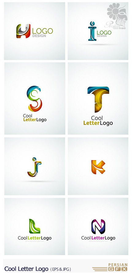 دانلود تصاویر وکتور آرم و لوگوی حروف انگلیسی - Cool Letter Logo ...دانلود تصاویر وکتور آرم و لوگوی حروف انگلیسی - Cool Letter Logo