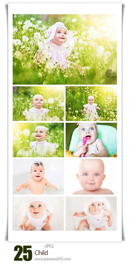 دانلود تصاویر با کیفیت بچه، کودک نوپا - Child