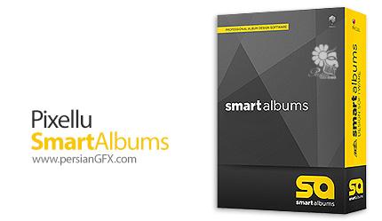 دانلود نرم افزار ساخت آلبوم برای عکس ها - Pixellu SmartAlbums v2.1.3 Build 36f91263 x64
