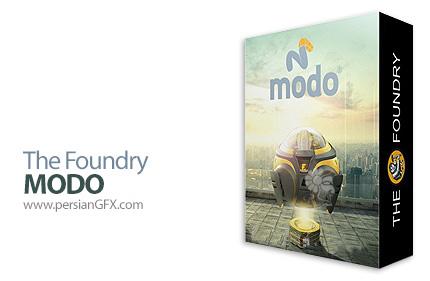 دانلود نرم افزار طراحی حرفه ای مدل های سه بعدی - The Foundry MODO v11.1V1