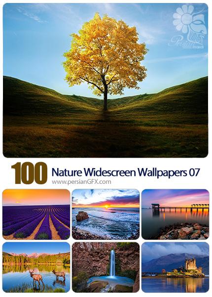 دانلود مجموعه والپیپرهای عریض طبیعت - Most Wanted Nature Widescreen Wallpapers 07