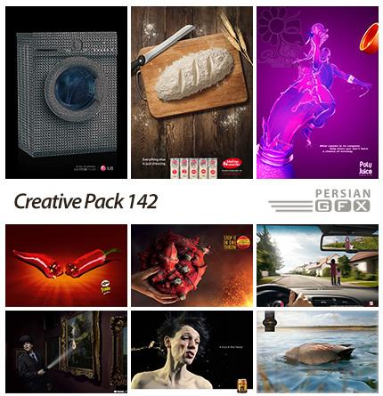 دانلود تصاویر تبلیغاتی متنوع - 142 Creative Pack